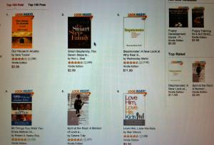 #5 on Amazon