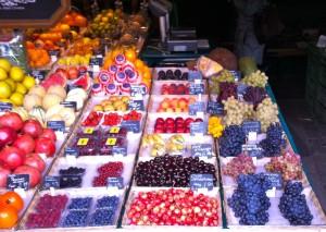 Viktualien Markt Fruit Stand