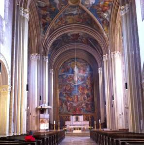 St Ludwig's Kirche, Munich