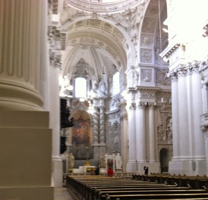 Theatiner Kirche, Munich